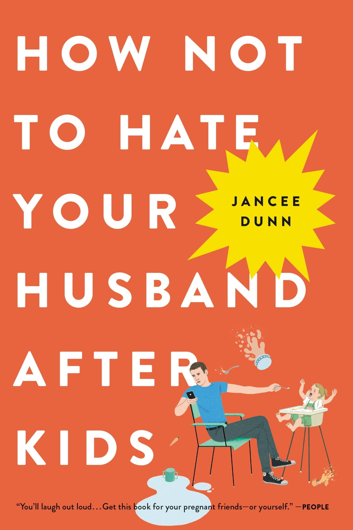 How Not to Hate Your Husband After You Have Kids picture