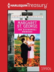 The Accidental Princess ebook by Margaret St. George