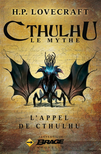L'Appel de Cthulhu ebook by H.P. Lovecraft