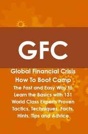 GFC Global Financial Crisis How To Boot Camp: The Fast and Easy Way to Learn the Basics with 131 World Class Experts Proven Tactics, Techniques, Facts, Hints, Tips and Advice ebook by Andrew Aviles