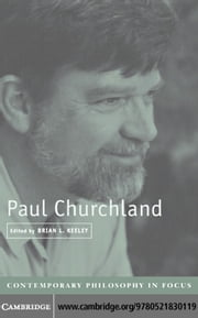 Paul Churchland ebook by Keeley, Brian L.