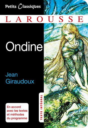 Ondine eBook by Jean Giraudoux