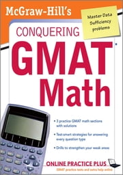 McGraw-Hill's Conquering the GMAT Math ebook by Robert Moyer