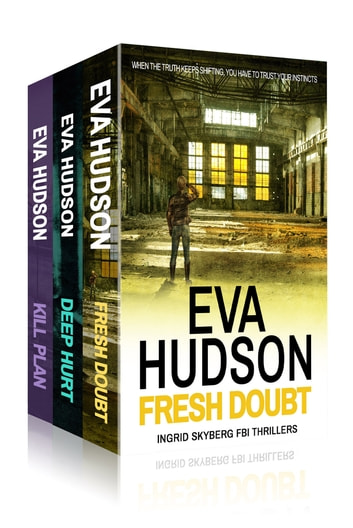 Ingrid Skyberg FBI Thrillers Box Set ebook by Eva Hudson