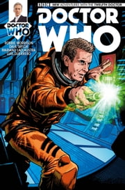 Doctor Who: The Twelfth Doctor #4 ebook by Robbie Morrison,Dave Taylor,Hi-Fi Color Design