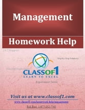 Multiple Choice Questions on Marketing - III ebook by Homework Help Classof1