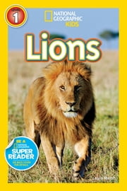National Geographic Readers: Lions ebook by Laura Marsh