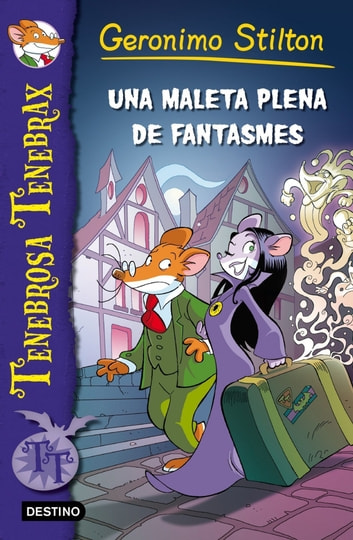 6. Una maleta plena de fantasmes ebook by Geronimo Stilton