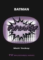 Batman ebook by Matt Yockey