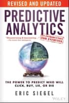 Predictive Analytics ebook by Eric Siegel