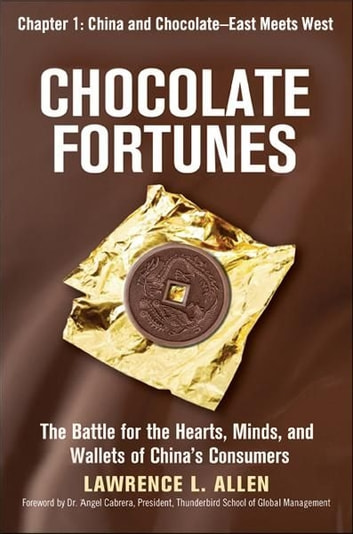 Chocolate Fortunes, Chapter 1 ebook by Lawrence L. ALLEN