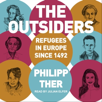 The Outsiders - Refugees in Europe since 1492 audiobook by Philipp Ther