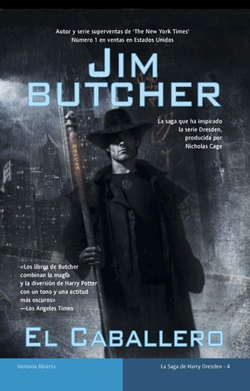El caballero ebook by Jim Butcher
