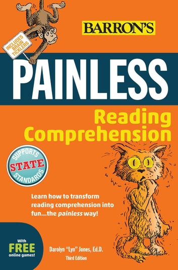 "Painless Reading Comprehension ebook by Darolyn ""Lyn"" Jones Ed.D."