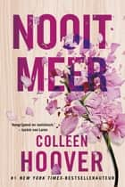 Nooit meer ebook by Colleen Hoover