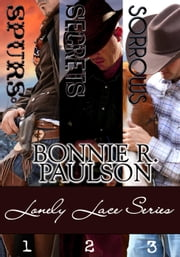 Lonely Lace Box Set, Books 1 - 3 - Clearwater County, Lonely Lace series ebook by Bonnie R. Paulson