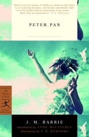 Peter Pan ebook by J.M. Barrie,Anne McCaffrey,F.D. Bedford