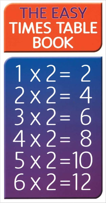 Times Tables eBook