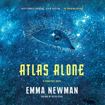 Atlas Alone audiobook by Emma Newman