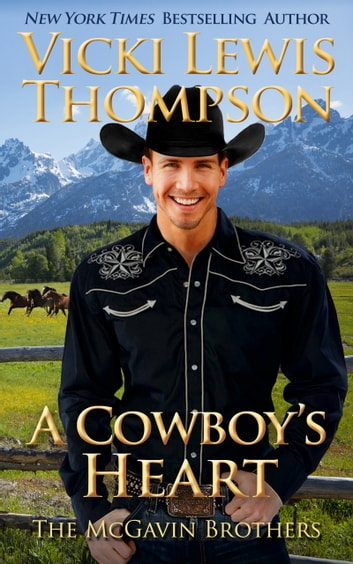 A Cowboy's Heart ebook by Vicki Lewis Thompson
