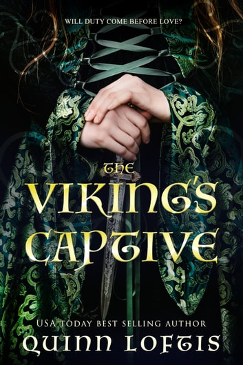 The Viking's Captive ebook by Quinn Loftis