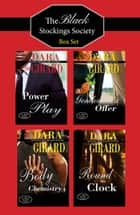 The Black Stockings Society Box Set ebook by Dara Girard