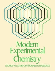 Modern Experimental Chemistry ebook by Latimer, George W. Jr.