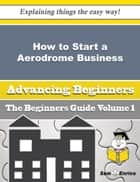 How to Start a Aerodrome Business (Beginners Guide) - How to Start a Aerodrome Business (Beginners Guide) ebook by Ileana Fay