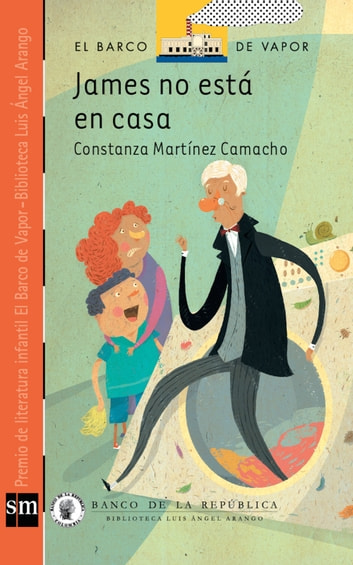 James no Está en Casa [Plan Lector Infantil] Ebook ebook by Constanza Martínez
