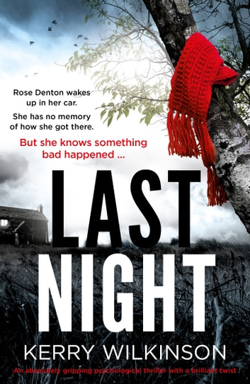 Last Night - An absolutely gripping psychological thriller with a brilliant twist ebook by Kerry Wilkinson