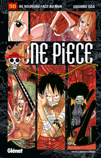 One Piece - Édition originale - Tome 50 - De nouveau face au mur ebook by Eiichiro Oda