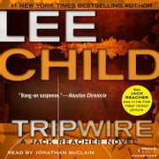 Tripwire audiobook by Lee Child