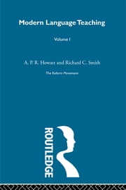 Linguistic Foundations ebook by Anthony P R Howatt,Anthony Howatt,Richard C Smith,Richard Smith