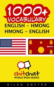 1000+ Vocabulary English - Hmong ebook by Gilad Soffer