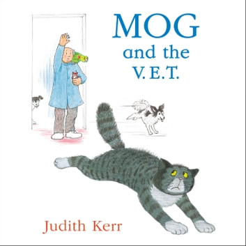 Mog and the V.E.T. audiobook by Judith Kerr