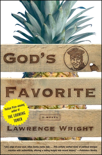 God's Favorite - A Novel ebook by Lawrence Wright