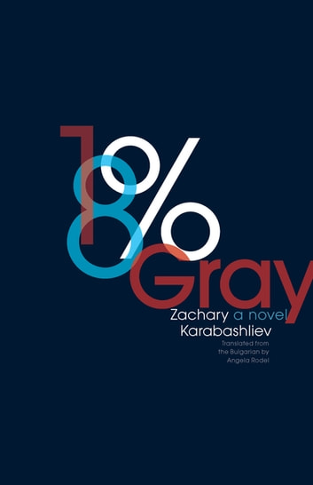 18% Gray ebook by Zachary Karabashliev