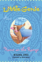 Little Genie: Home on the Range ebook by Miranda Jones