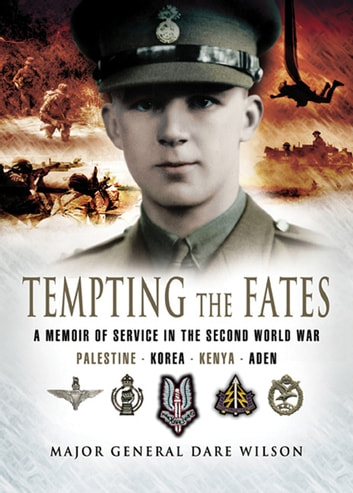 Tempting the Fates ebook by Dare Wilson
