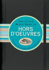 The Little Black Book of Hors d'Oeuvres ebook by Karen Berman