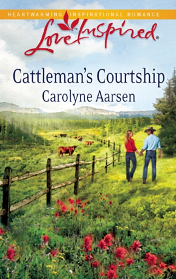 Cattleman's Courtship ebook by Carolyne Aarsen