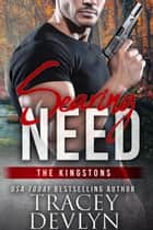 Searing Need ebook by Tracey Devlyn