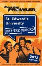 St. Edward's University 2012 ebook by Jessica Skok