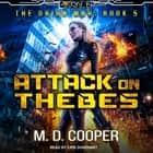 Attack on Thebes Áudiolivro by M. D. Cooper