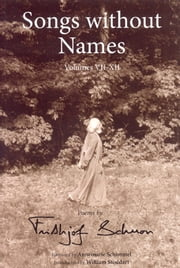 Songs Without Names Vol. Vii-Xii: Poems - Poems by Frithjof Schuon ebook by Frithjof Schuon
