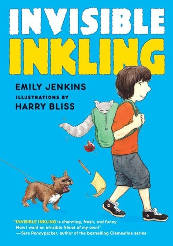 Invisible Inkling eBook by Emily Jenkins