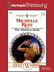 The Mistress Bride ebook by Michelle Reid
