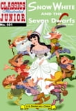 Snow White and the Seven Dwarfs - Classics Illustrated Junior #501