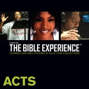TNIV, Inspired By … The Bible Experience: Acts, Audio Download audiobook by
