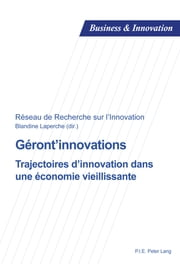 Géront'innovations ebook by Kobo.Web.Store.Products.Fields.ContributorFieldViewModel
